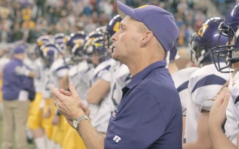 Estes steps down as Blissfield head football coach