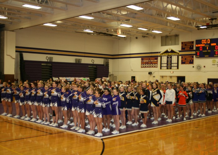 Royal cheer hosts Jamboree