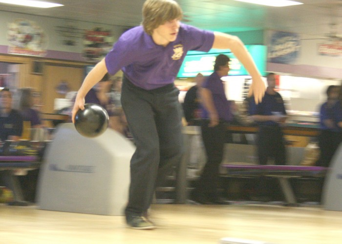 Blissfield varsity bowling, Jan. 14-19