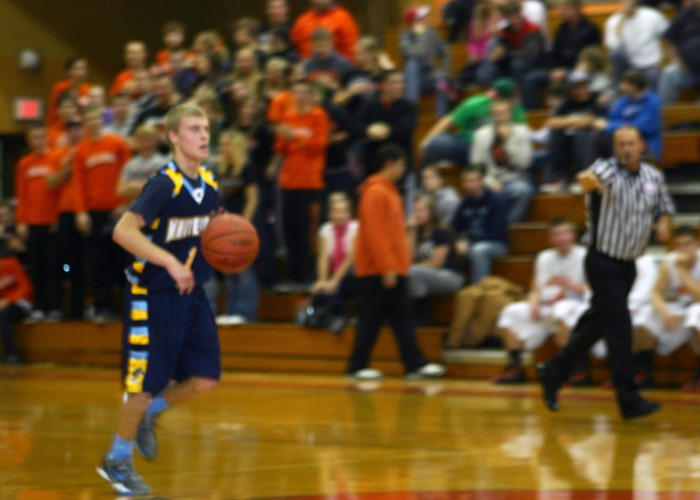Whiteford&#8217;s Lake breaks 1000-point mark; men&#8217;s basketball Feb. 4-8