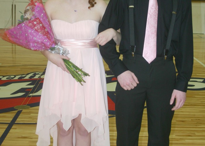 BD crowns Winterfest royalty