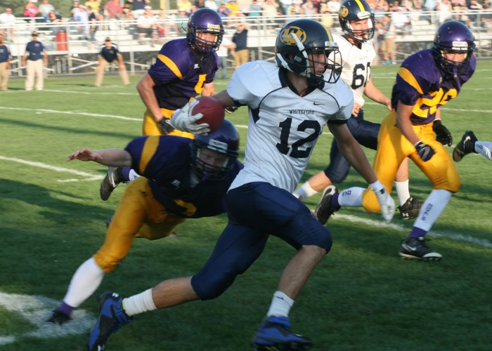 Whiteford upends Blissfield in Royals' home football opener