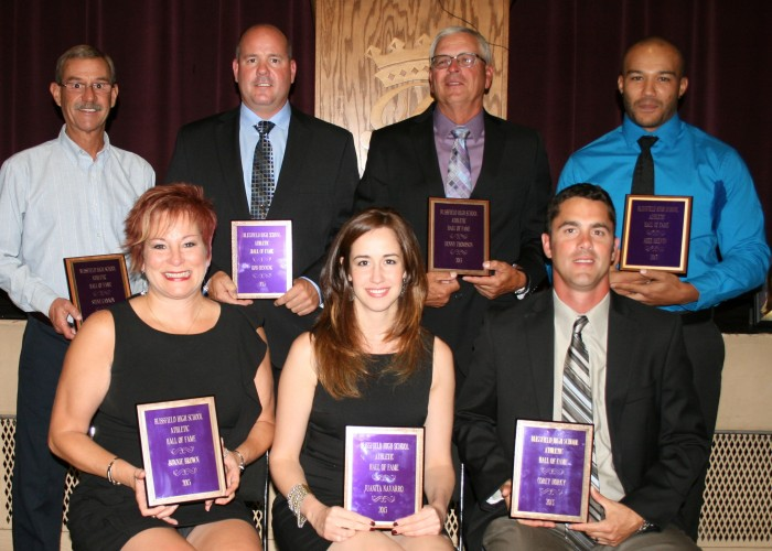 Blissfield Hall of Fame inducts 2013 class