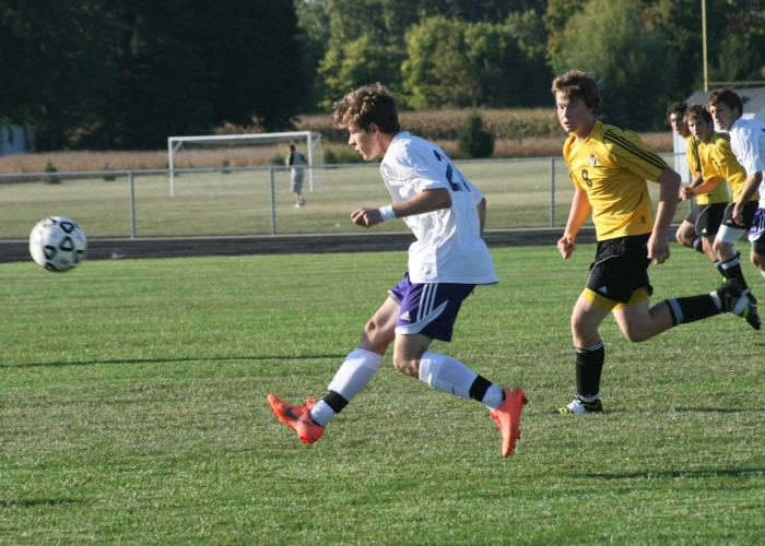Soccer avenges earlier loss to Onsted