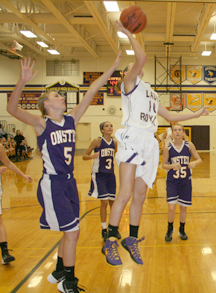 Women's basketball: Jan. 22, 2014
