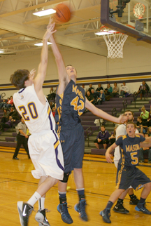 Men's basketball: Jan. 22, 2014