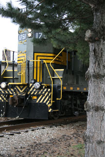 Blissfield celebrates railroading